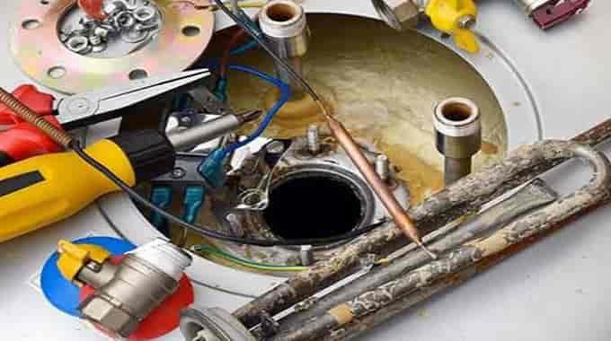 solar geysers repairs